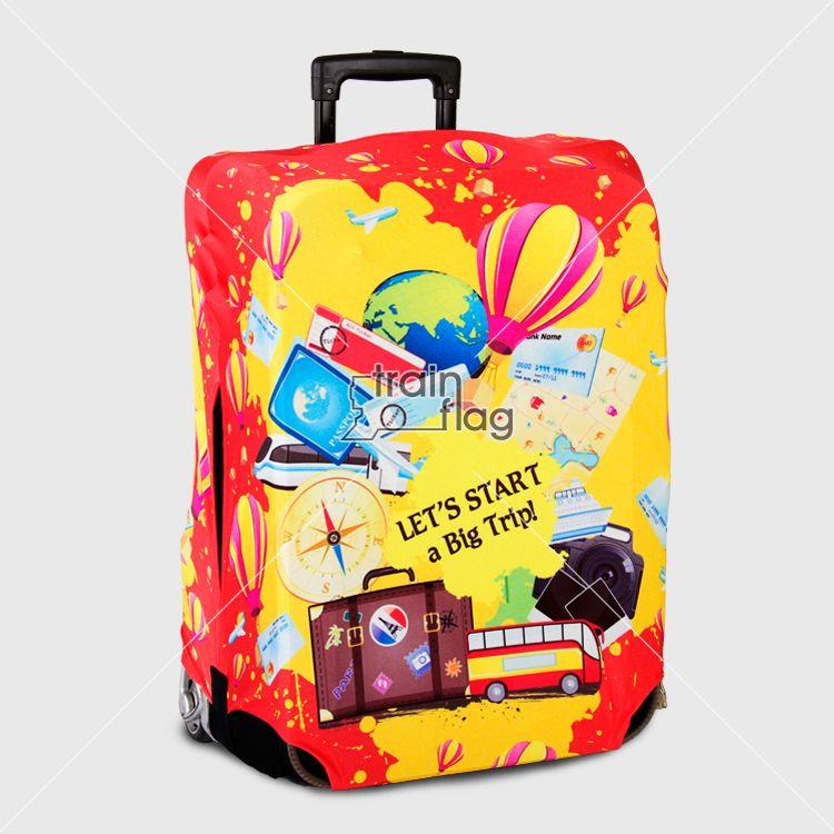 ДРЕВО ЖИЗНИ, чехол, чемодан, производство, купить, Москва, оптом 9f3f8271f5d